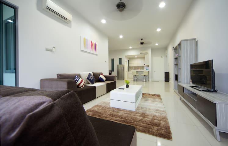 Kota Kinabalu City Centre Condo - Kota Kinabalu  - Kondominium