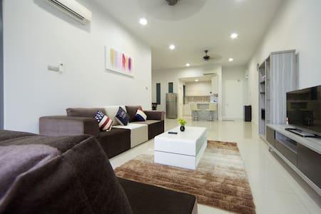 Kota Kinabalu City Centre Condo - Wohnung