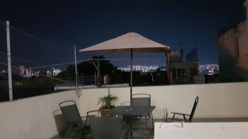 Parque de la Marimba. Hermoso depa c/clima!