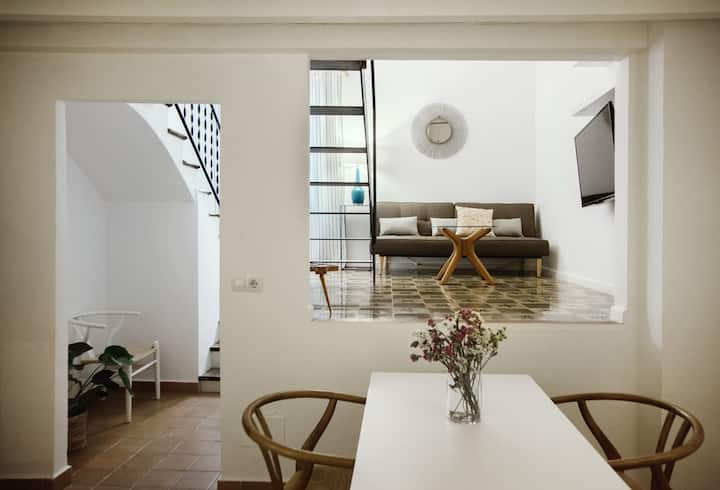 Can Avall Alojamiento Boutique Suite Duplex #3