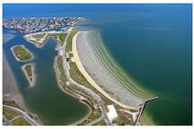 Aerial View Beach (no I can't take credit for it ) but very cool