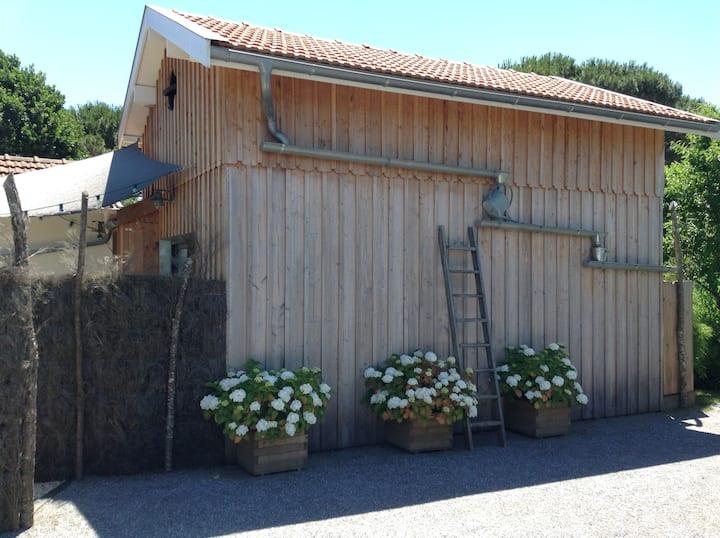 Cabane Entre Chênes & Pins