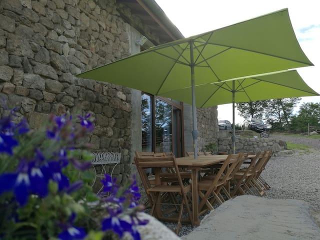 Gîte de charme 14 couchages - Monistrol-sur-Loire - Casa