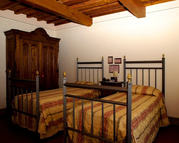 LOCANDA TINTI B&B Twin Room 1