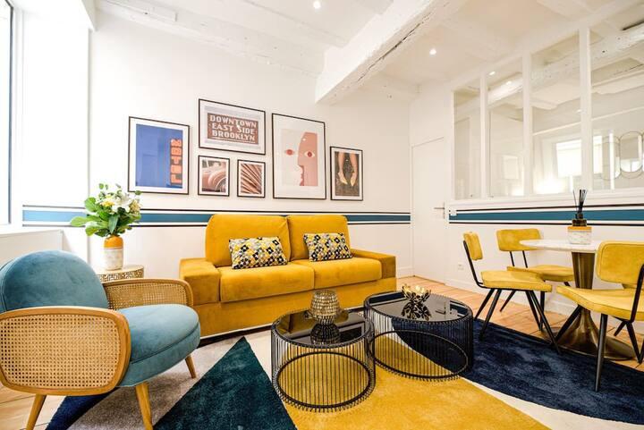 Luxury Home in the MARAIS +