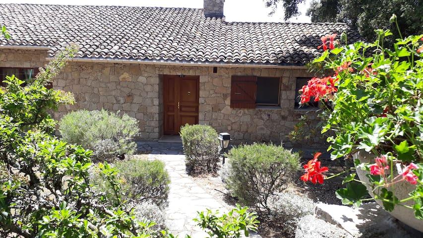Maison d'hôtes proche d'Ajaccio/Porticcio Piscine