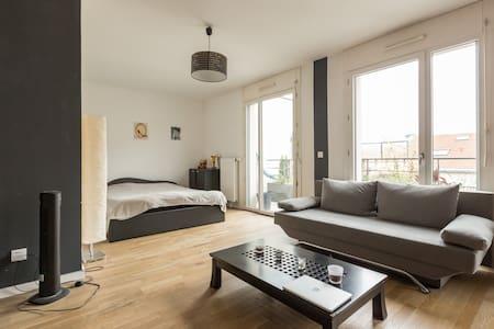 Espace partagé, Shared space - Saint-Denis - Apartment