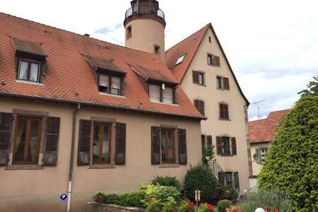 Le Manoir de l'Abbaye - Saverne