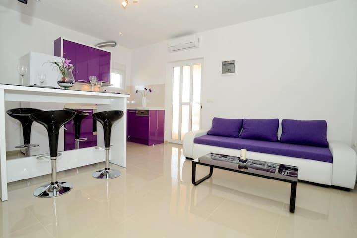 Apartments Begonja / One Bedroom A2 - Privlaka (Zadar) - Departamento