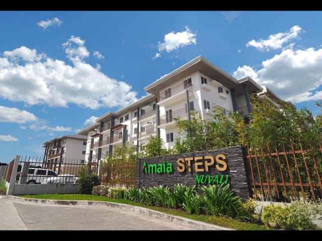 Amaia Steps Nuvali  (SHORT & LONG TERM STAY)