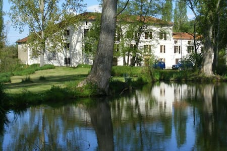 Gite in watermill sleeps 6 - Escanecrabe - Andere