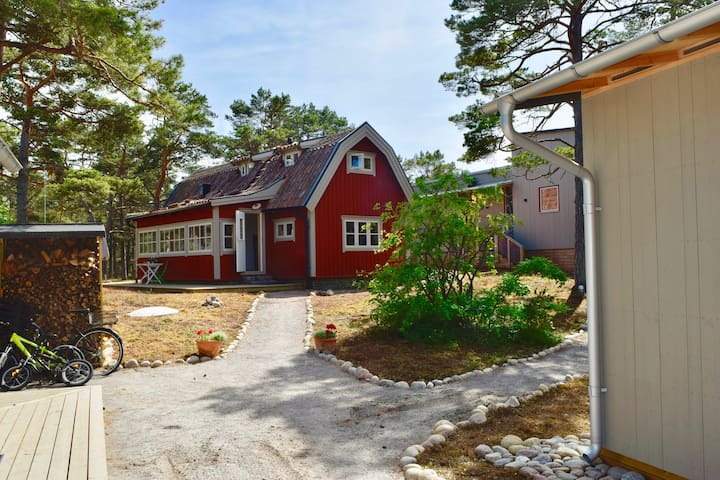 Cosy cottage in Sandhamn
