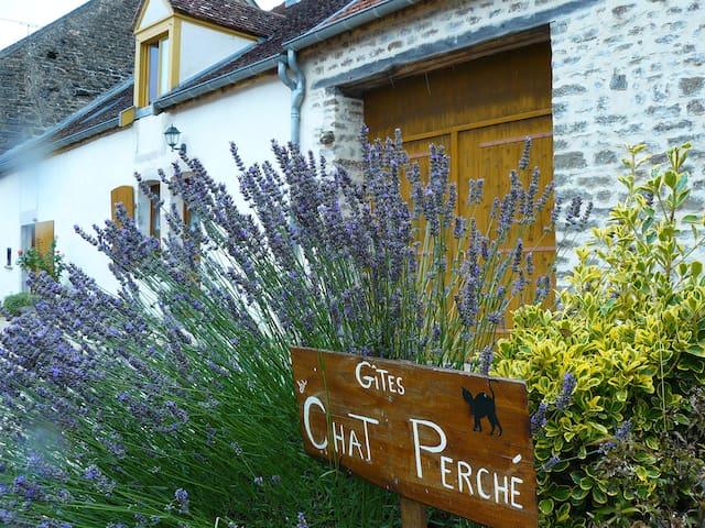 Gîte des Petites Souris - Vic-des-Prés - บ้าน