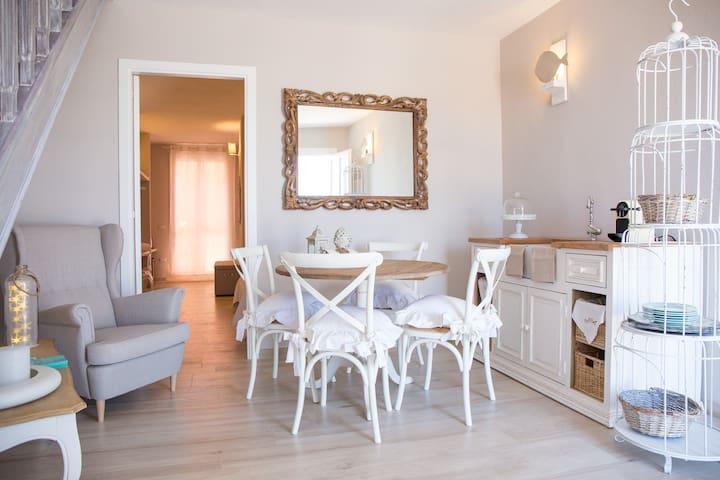 Le Saline Suites - Camera & Terrazzo angolo Relax