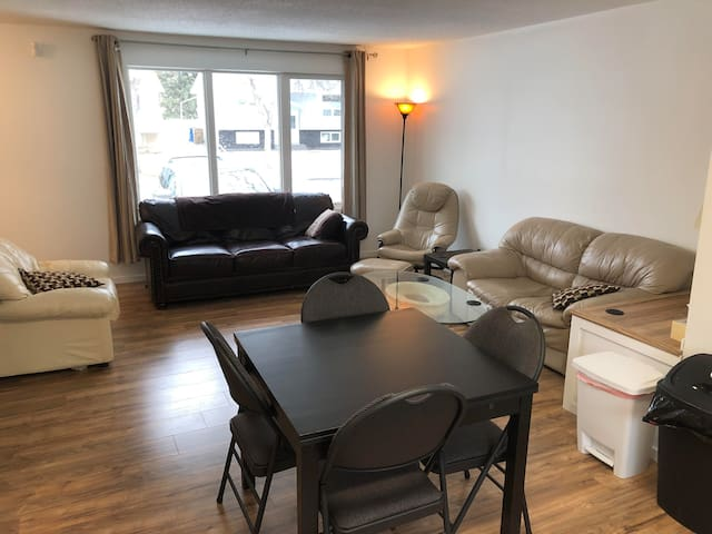 Newly renovated, clean, quiet bungalow.