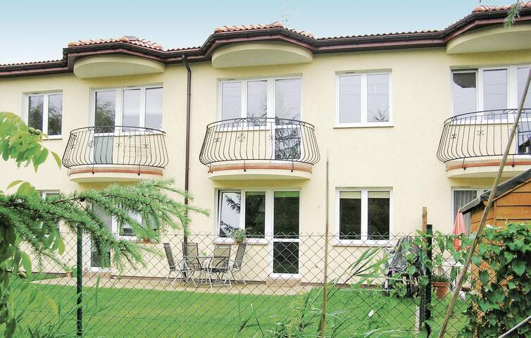 Holiday apartment with 2 bedrooms on 47 m² in Darlowo