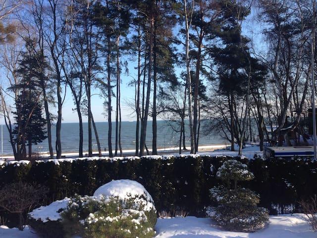 Willa z widokiem na morze - Gdynia - Rumah