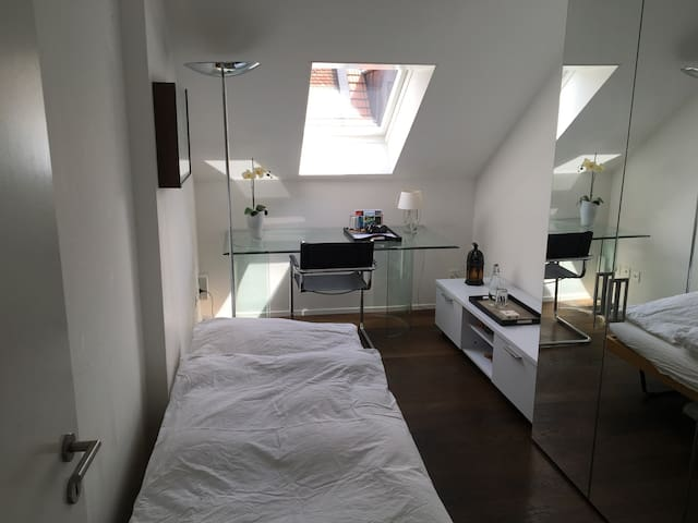 Private room in center of Zurich - Zürich - Huoneisto