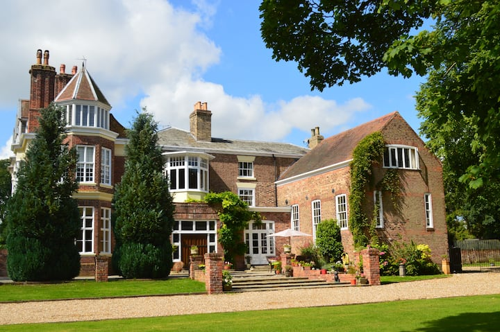 The Beeches, Grade 11 house, Yorkshire