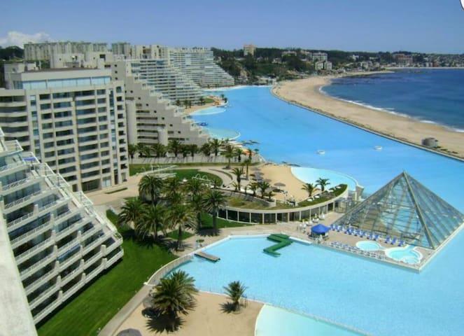 San Alfonso del Mar, primera linea de playa - Mirasol - Apartment