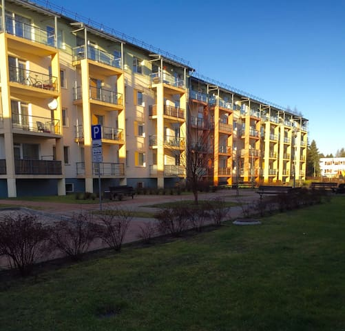2 Bedroom apartment, Mezciems, Riga - Ryga - Apartament