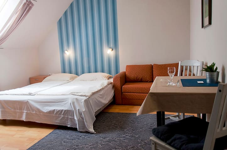Margareta Apartment, some mins from the old town - Eger - Apartemen
