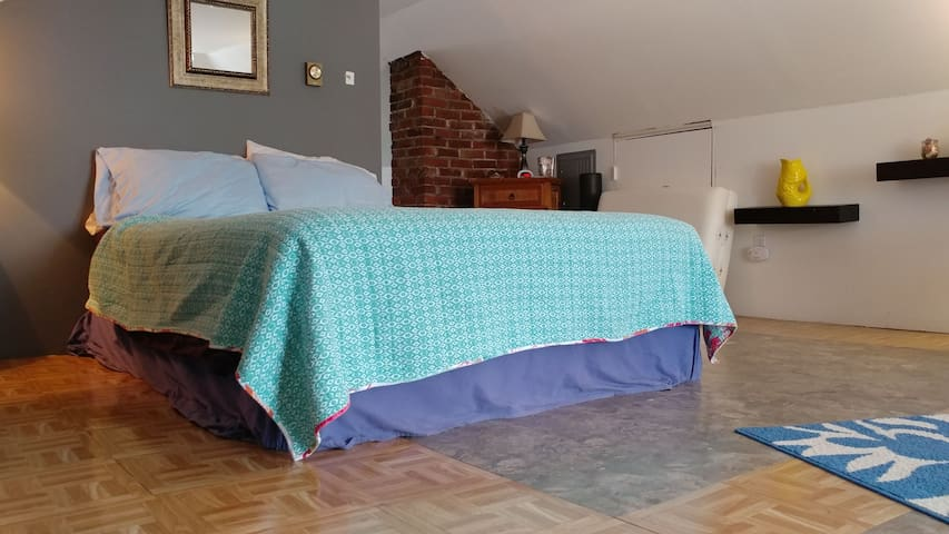 Cozy Private Space in Portland Maine 1161