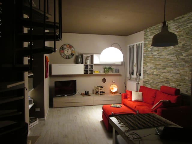 "il ""Bixio"" ...a new flat in the old city center! - Brescia - Apartmen"