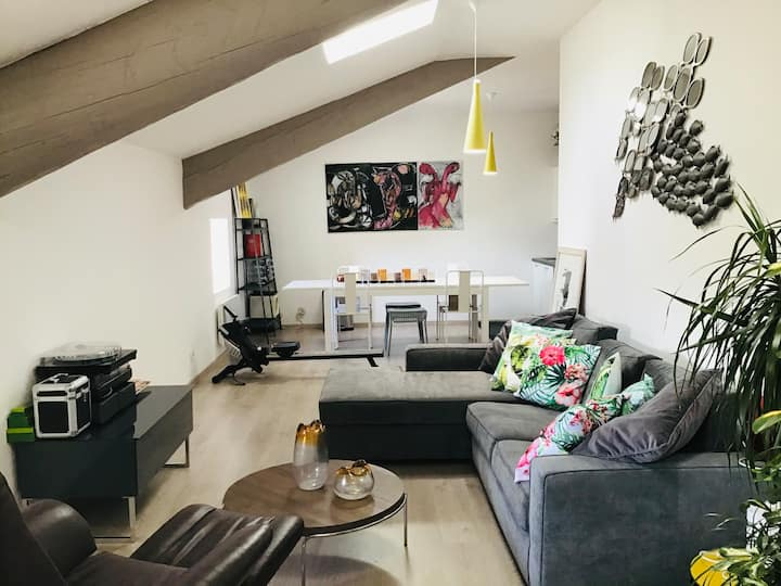 Appartement ideal festival