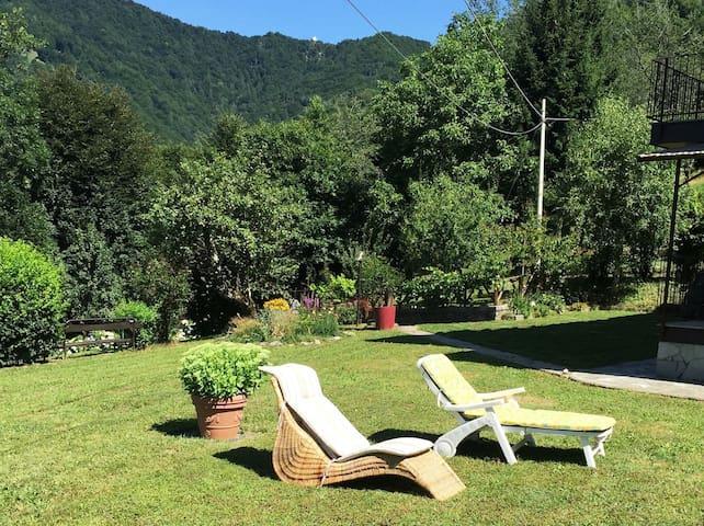 Relax e quiete tra le montagne C.I.R. 00131300002