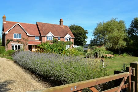 Isle of Wight Guest Room - Friendly, Rural, Quiet - Whitwell