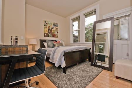 SPACIOUS DOWNTOWN APARTMENT -MODERN - San Francisco - Appartamento