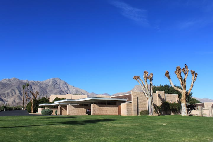Mid-Century Gem in Borrego Springs - Borrego Springs - (ไม่ทราบ)