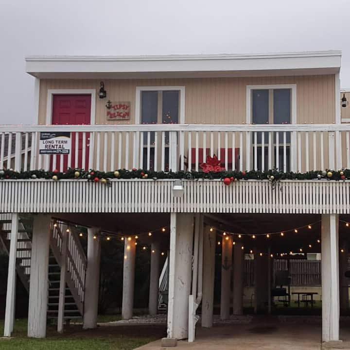 Tipsy Pelican-Beach House B (Duplex)