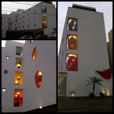 Suites na UFU - Umuarama - Uberlândia - Multipropiedad