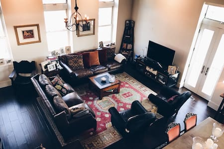 Charming Luxury Loft - Sewickley - Loteng