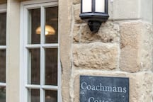 Coachmans Cottage, our lovely cosy home from home