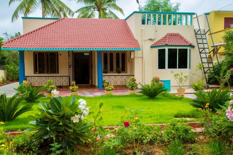 Villa with modern facilities