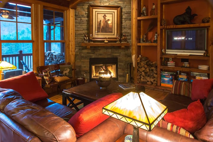 High Country Lodge @ Bear Lake Reserve, Mtn Resort - Tuckasegee - Feriehjem