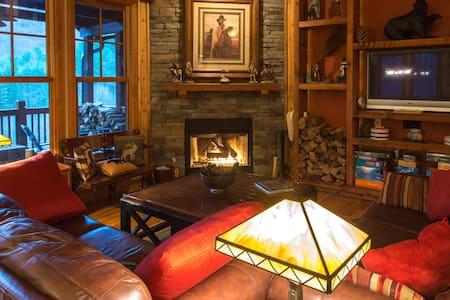 High Country Lodge @ Bear Lake Reserve, Mtn Resort - Tuckasegee - Casa