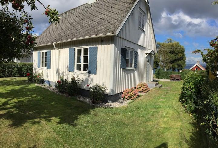 Gemütliches Ferienhaus am Meer, Skåne, Svanshall