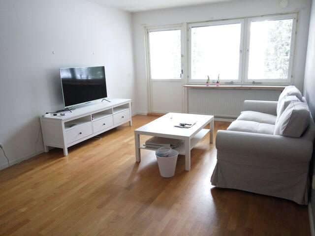 Nice room in Vallentuna,Stockholm,all you need - Vallentuna - Apartment