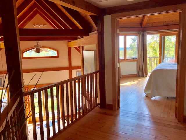 3rd floor Bedroom #1 (master) entrance