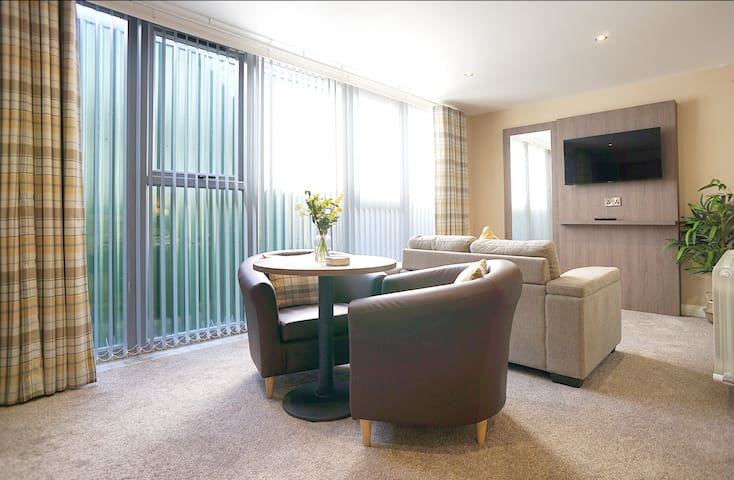 Bannview Serviced Studio Apartments