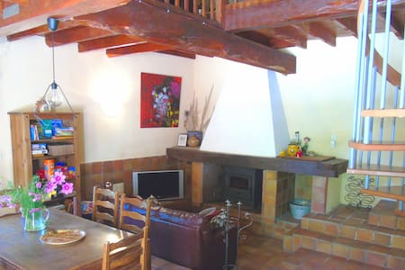 Relax in the foothills of the Pyrenees.