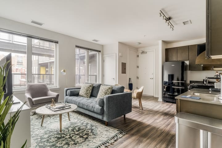 Charming 1BR in DC, Furnished + Pet-Friendly
