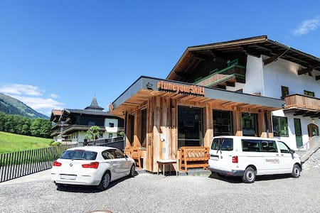 Hike & Bike Hostel Nr. 1 mit Jokercard in Saalbach