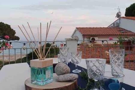 Appartamento Il Gelso con Terrazza - sul mare