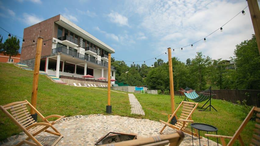 Gantiadi holiday house