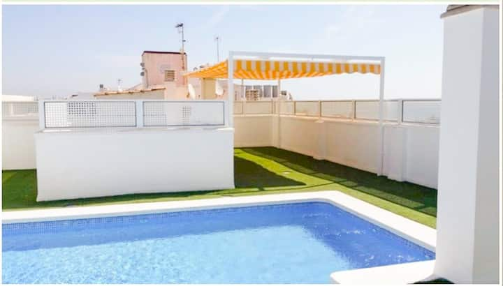 Great apartment in Costa de Azahar